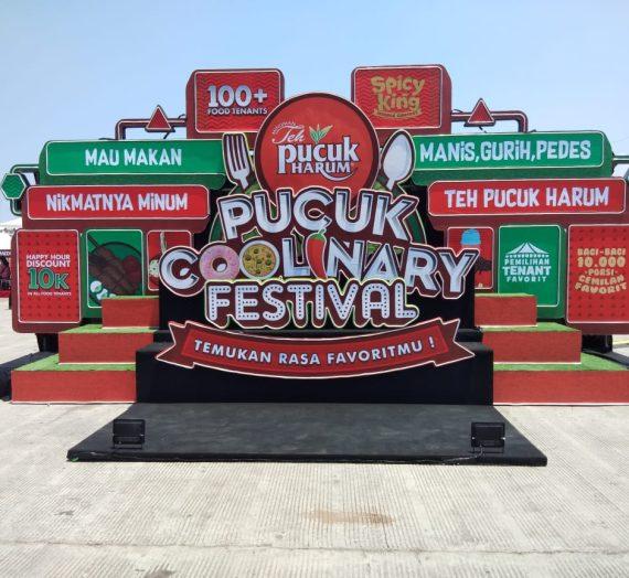 Gak Sekadar Makan di Pucuk Coolinary Festival